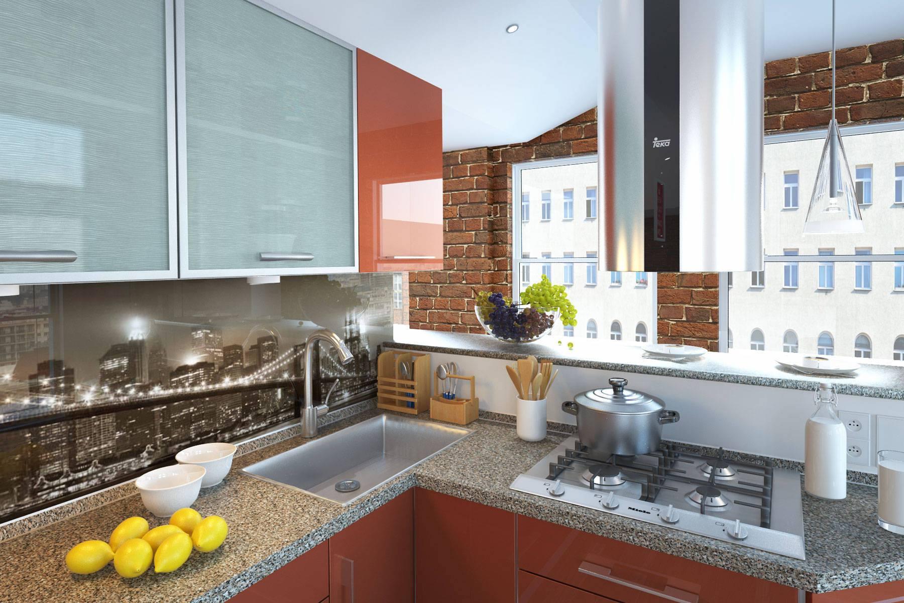 Кухня Модена (Эмаль-металлик) на заказ