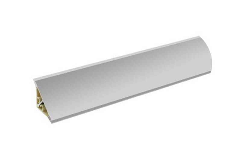 Купить Плинтус серый L=3050 в  интернет магазине мебели. Мебельный каталог STOLLINE.