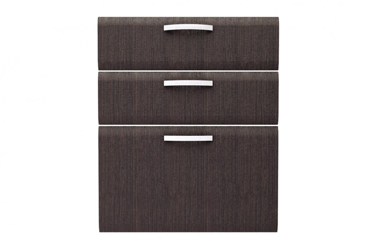Купить Фасад (ФТЯ3-60) Аура для корпусов ТЯ3-60 Шёлк венге в  интернет магазине мебели. Мебельный каталог STOLLINE.