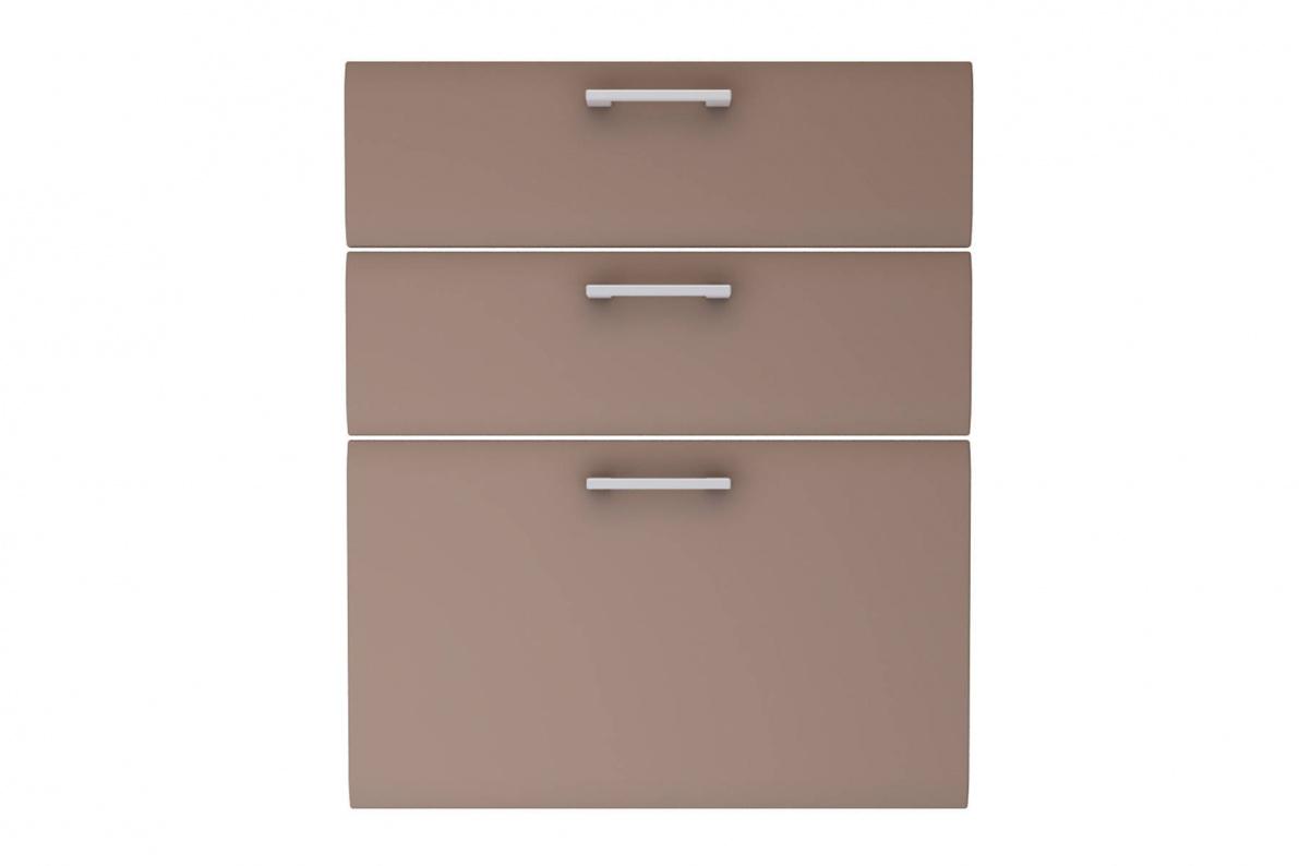 Купить Фасад (ФТЯ3-60) Аура для корпусов ТЯ3-60 Шоколад в  интернет магазине мебели. Мебельный каталог STOLLINE.