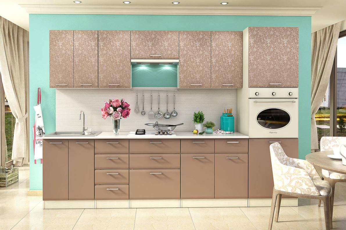 Купить Модульная система Аура Шоколад/ Шампань в  интернет магазине мебели. Мебельный каталог STOLLINE.