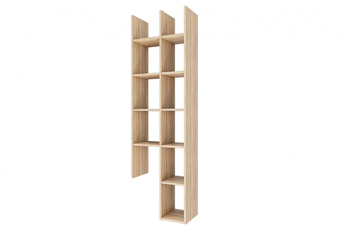 Купить Стеллаж Дуб сонома Аурелия СТЛ.156.04 в  интернет магазине мебели. Мебельный каталог STOLLINE.
