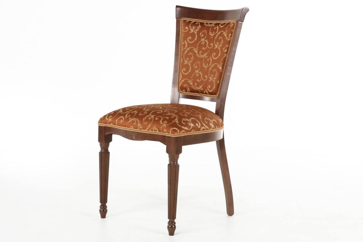 Купить Стул Бергамо (Темный орех) в  интернет магазине мебели. Мебельный каталог STOLLINE.