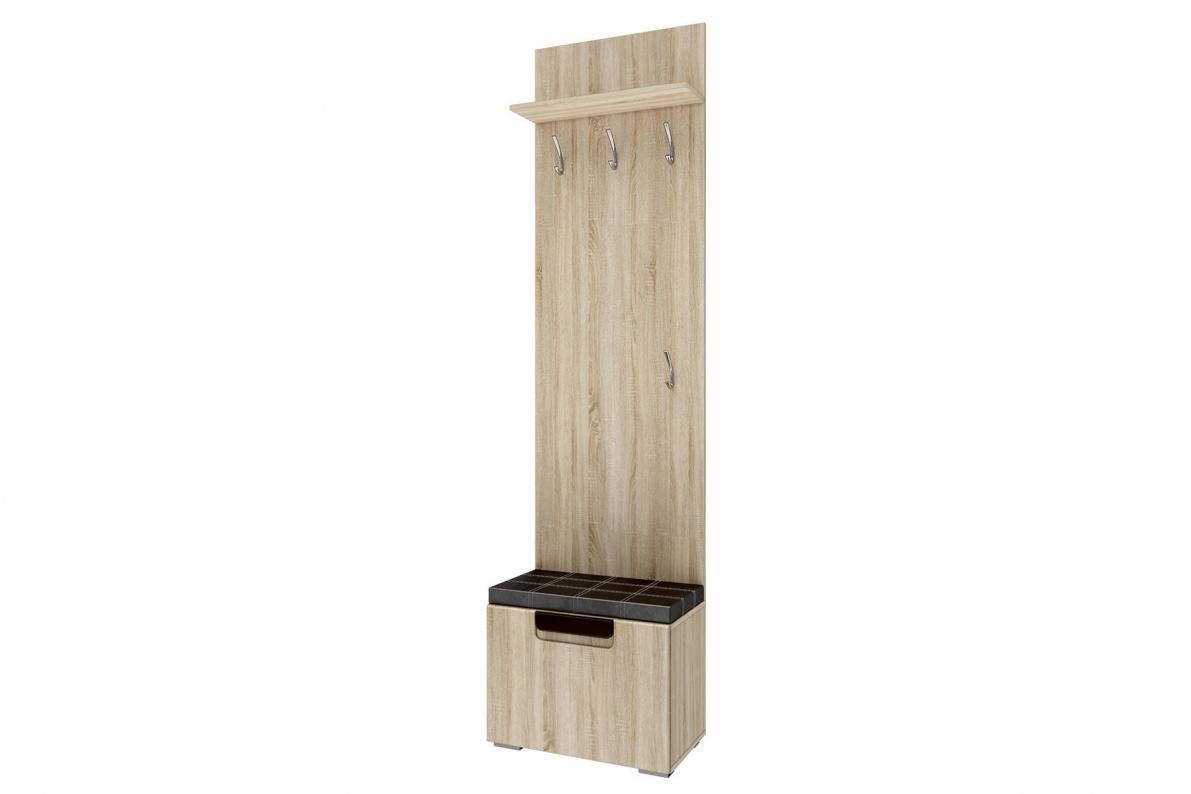Купить Тумба с вешалкой Бостон в  интернет магазине мебели. Мебельный каталог STOLLINE.