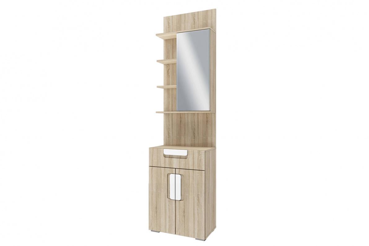 Купить Тумба с зеркалом Бостон в  интернет магазине мебели. Мебельный каталог STOLLINE.