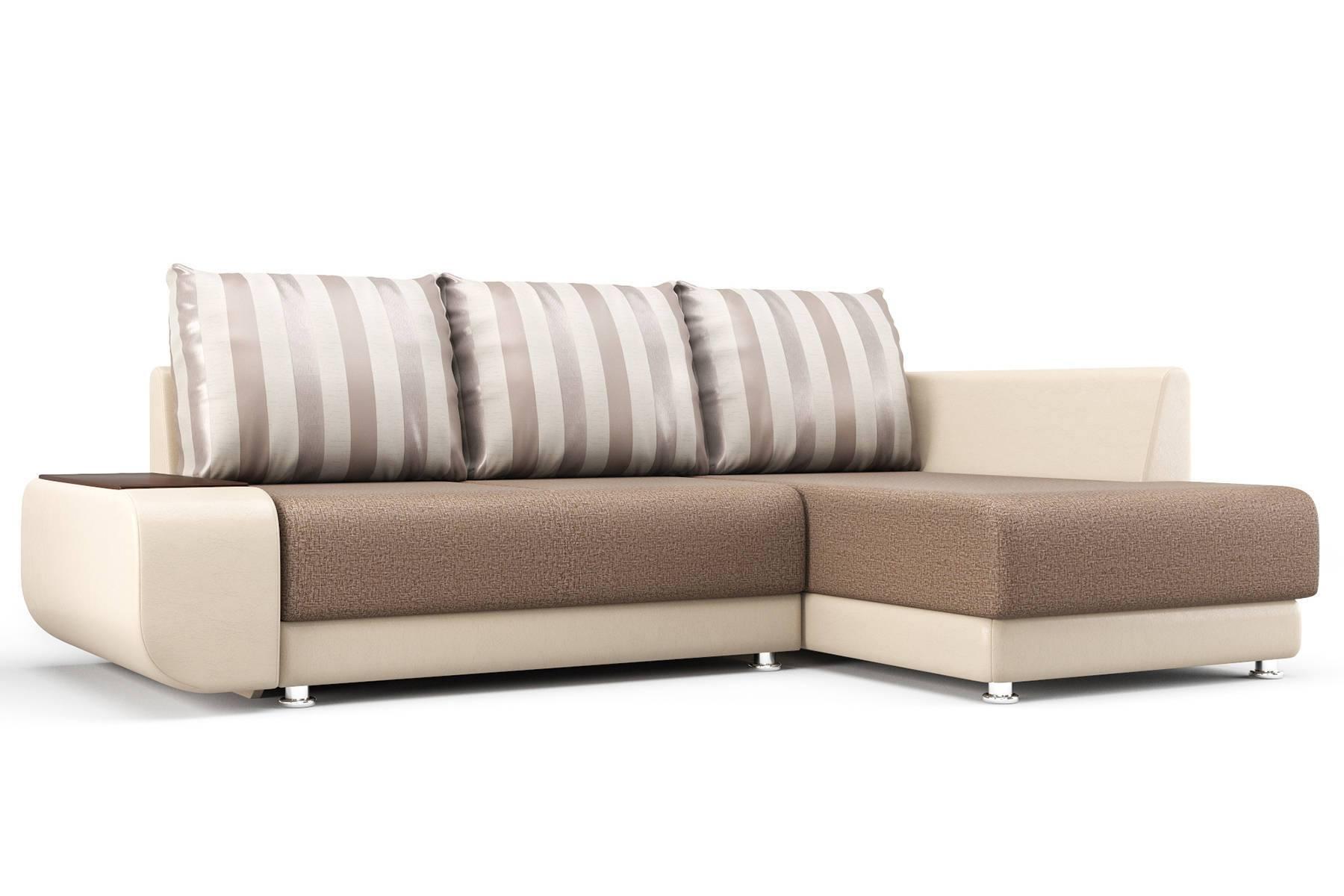 Угловой диван Бруно правый