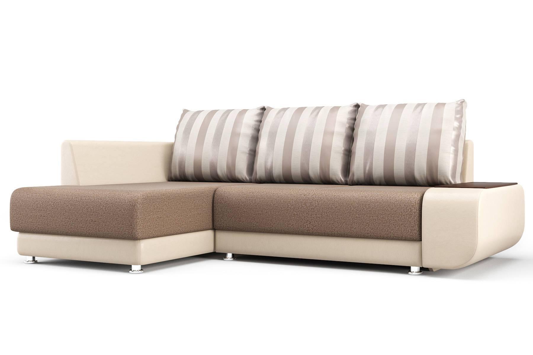 Угловой диван Бруно левый