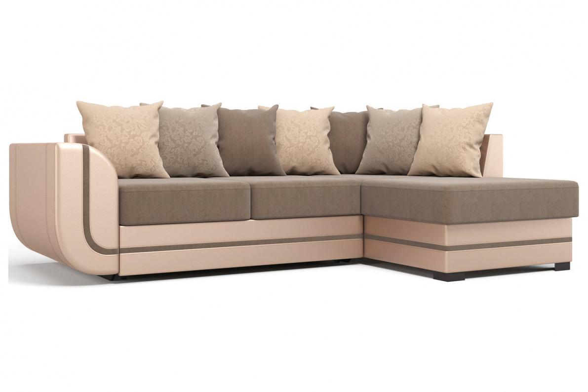 Купить Угловой диван Чикаго Правый в  интернет магазине мебели. Мебельный каталог STOLLINE.