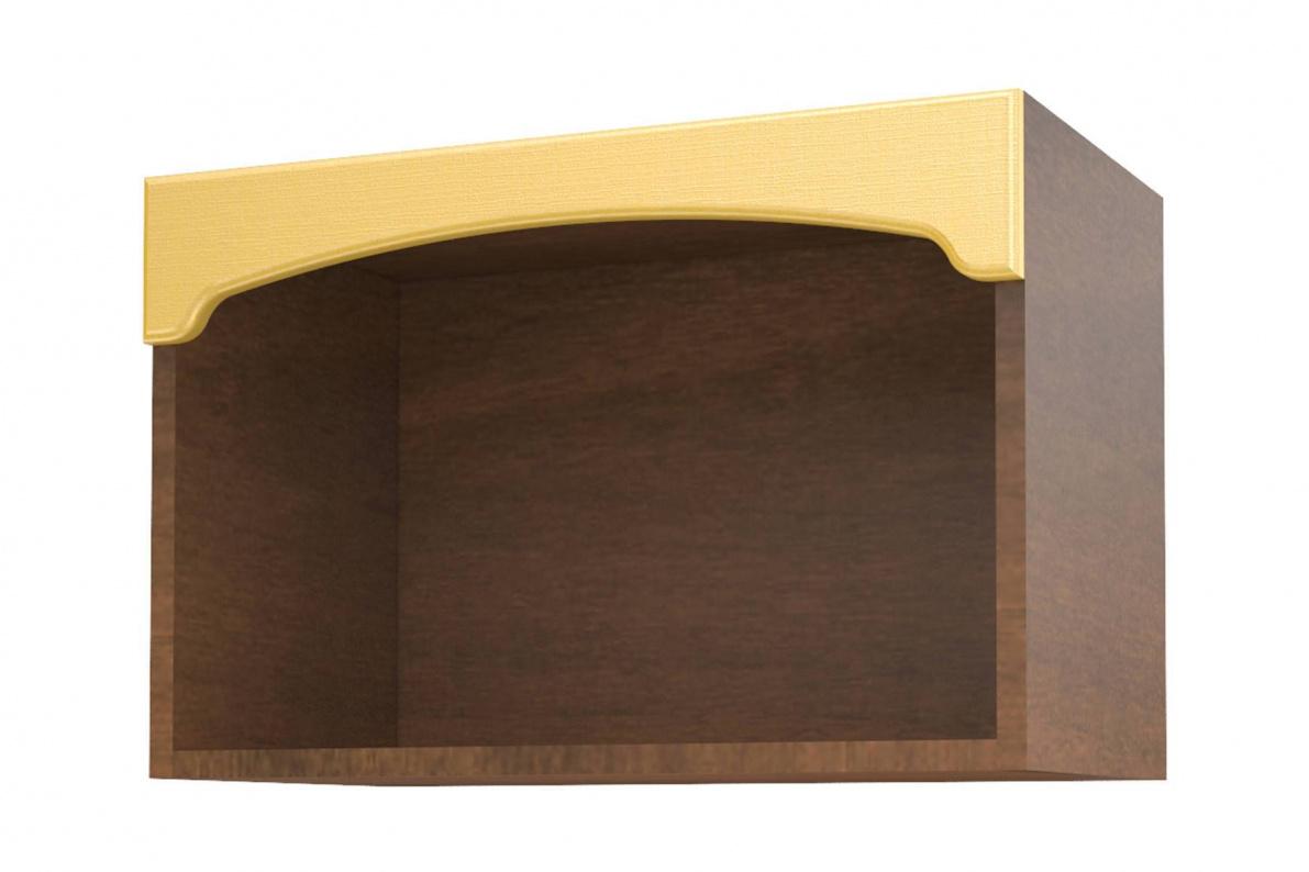 Купить Эмилия шкаф-ниша над вытяжкой в  интернет магазине мебели. Мебельный каталог STOLLINE.