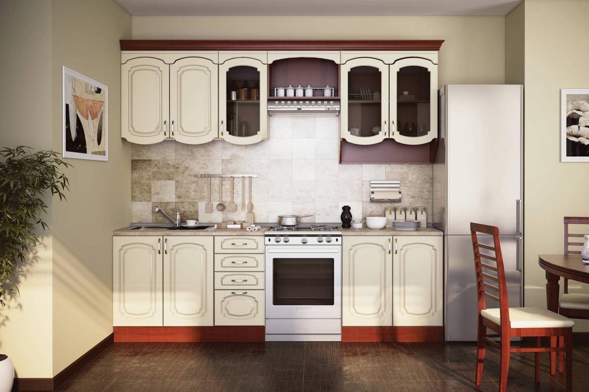 Купить Кухня Эмилия в  интернет магазине мебели. Мебельный каталог STOLLINE.