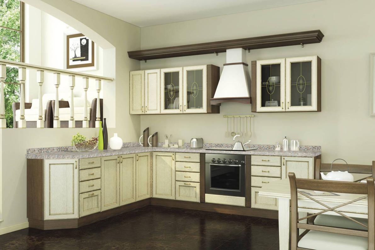 Ремонт кухни 9 метров своими руками