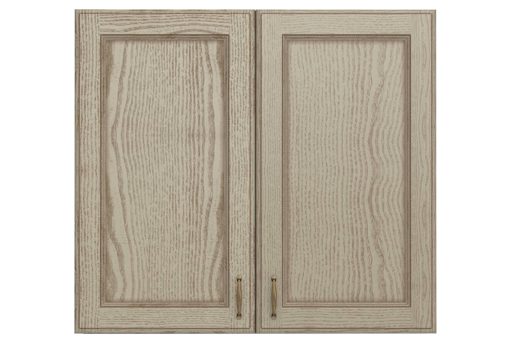Эмилия шкаф навесной-сушка с 2 фасадами