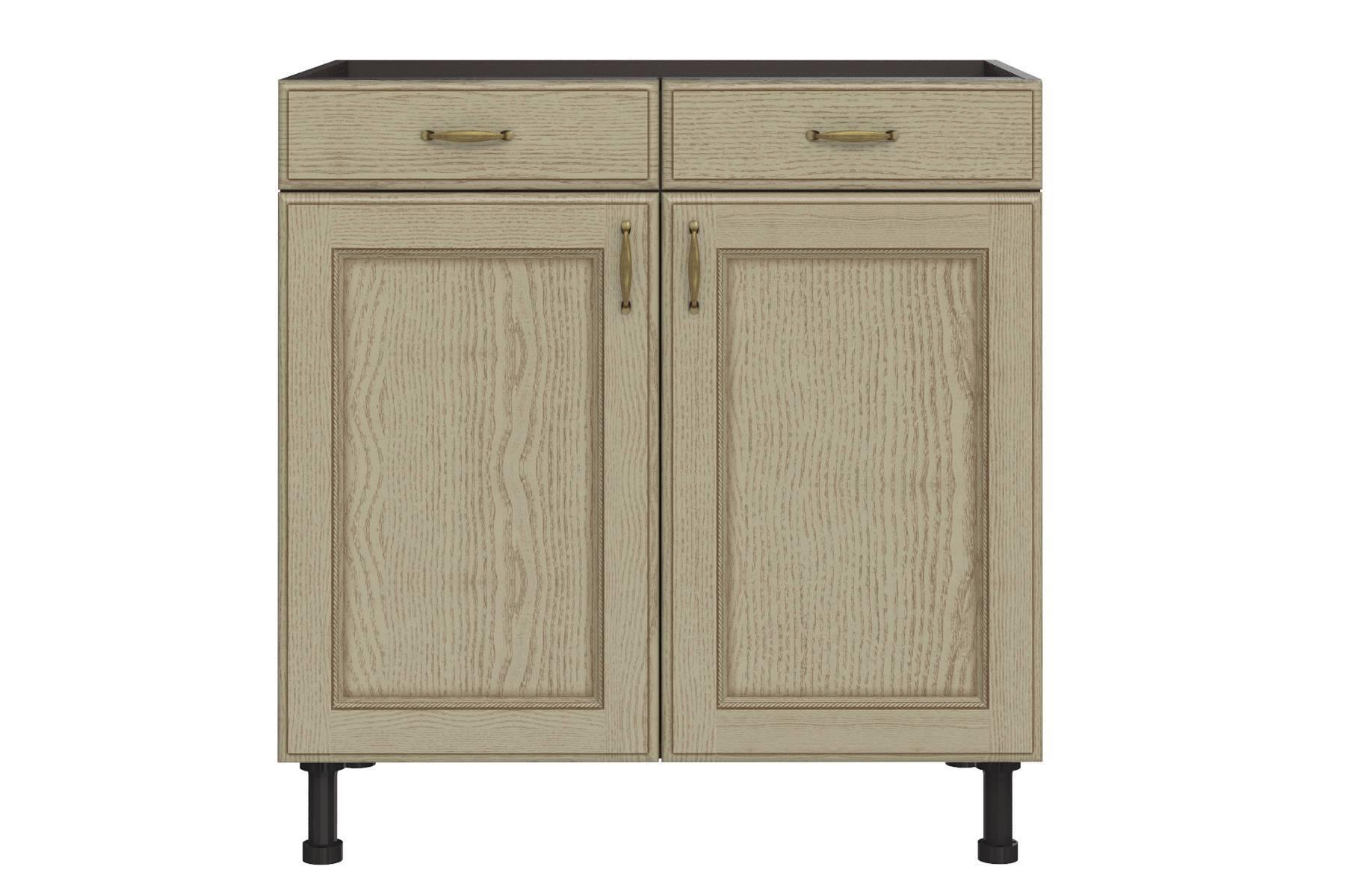 Эмилия шкаф напольный 2 ящика + 2 двери шкаф зодиак 2 распашные двери