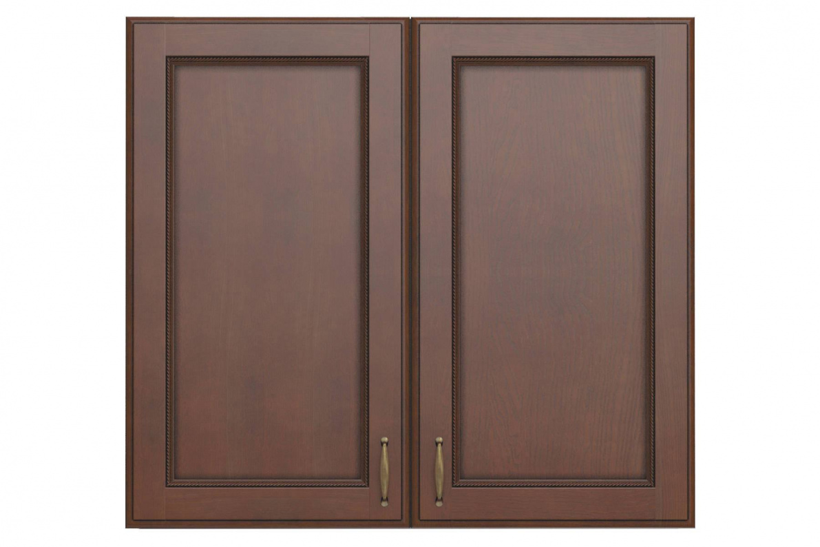 Купить Эмилия шкаф навесной с 2 фасадами в  интернет магазине мебели. Мебельный каталог STOLLINE.