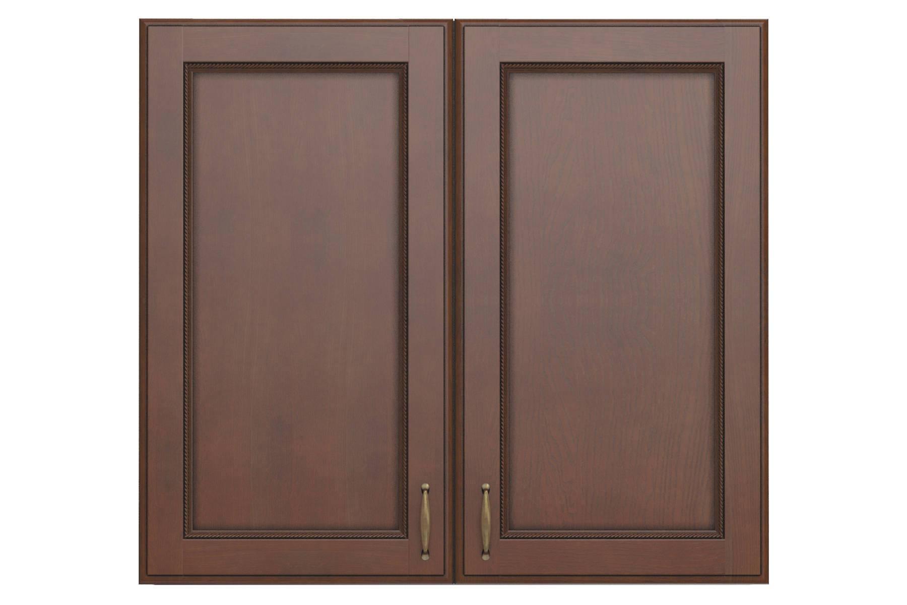 Эмилия шкаф навесной с 2 фасадами mymilly с 2 фасадами 90 см пони