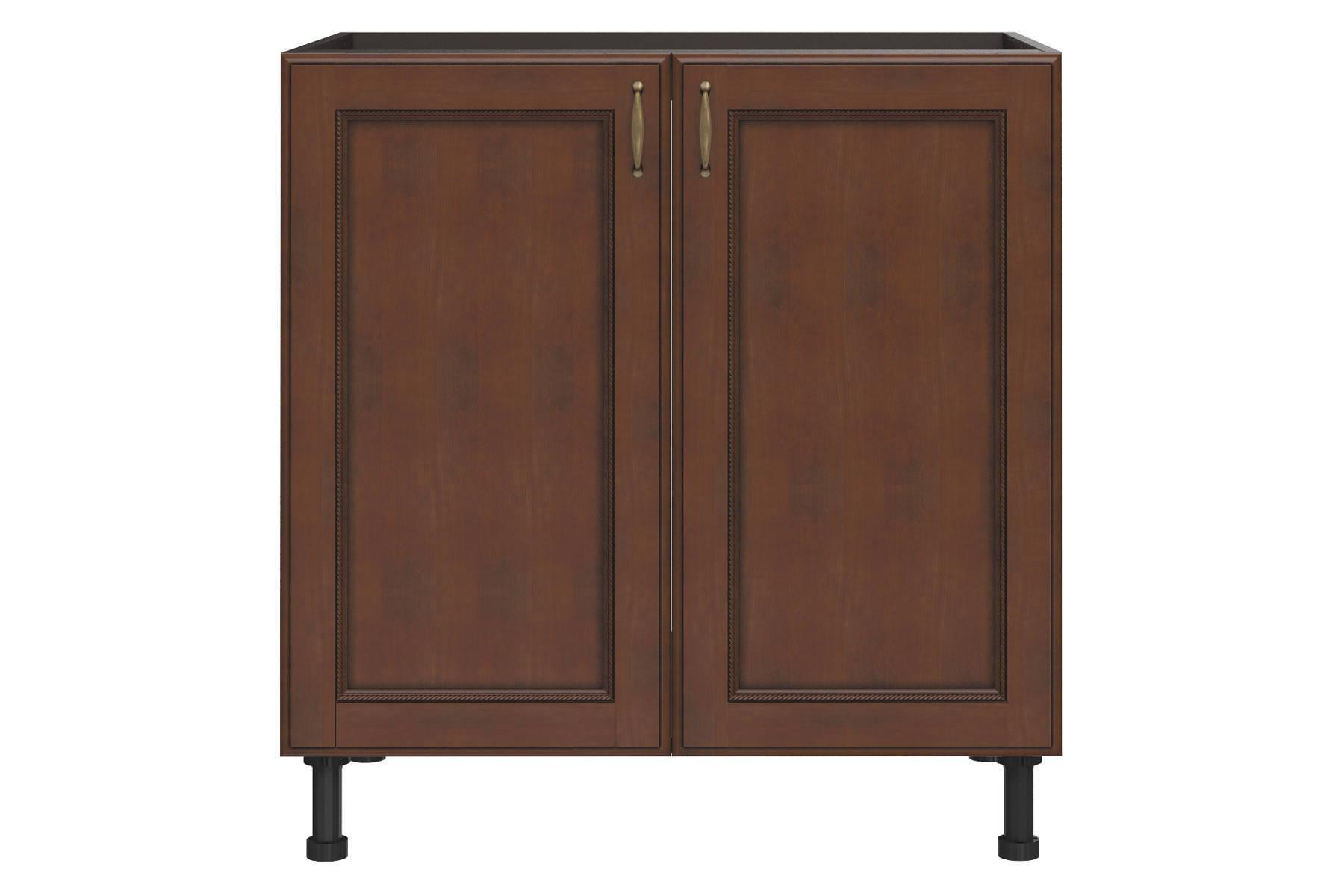 Эмилия шкаф напольный с 2 фасадами