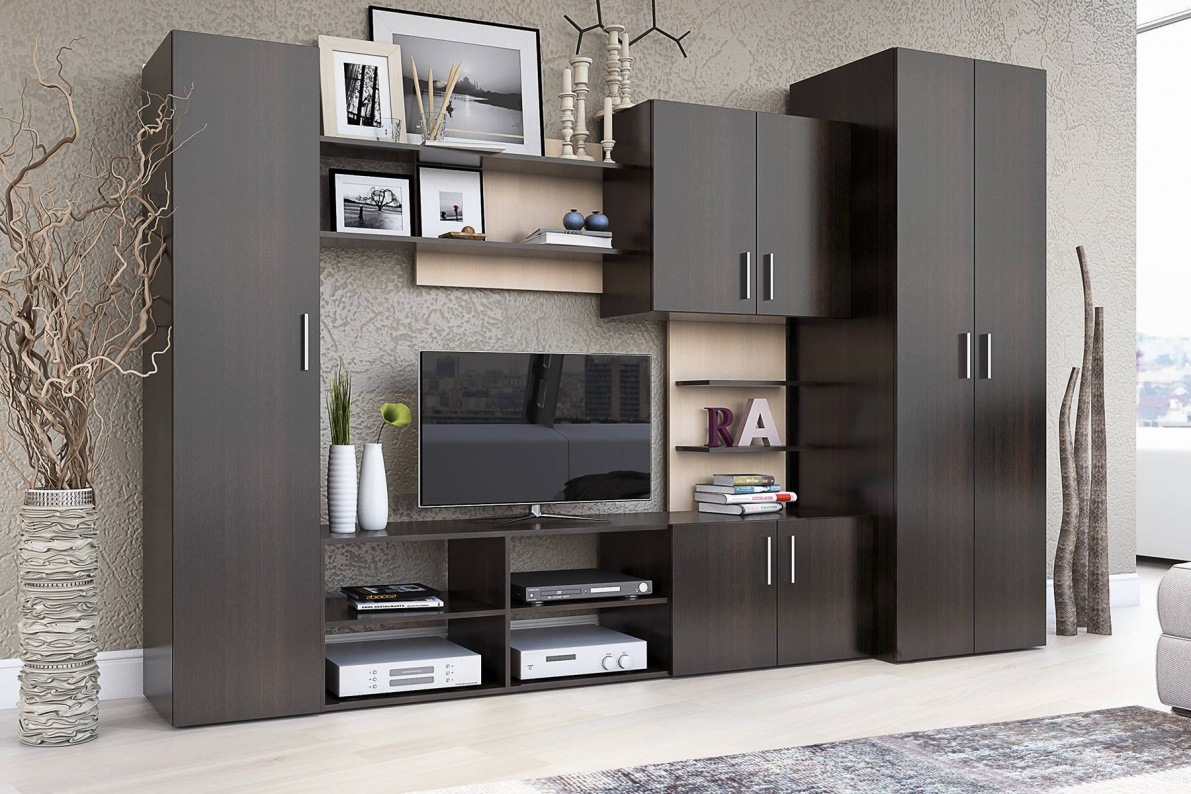 Купить Гостиная Феррара в  интернет магазине мебели. Мебельный каталог STOLLINE.