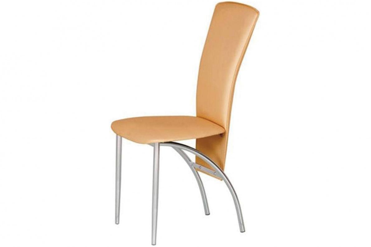 Купить Стул Флори (хром) в  интернет магазине мебели. Мебельный каталог STOLLINE.