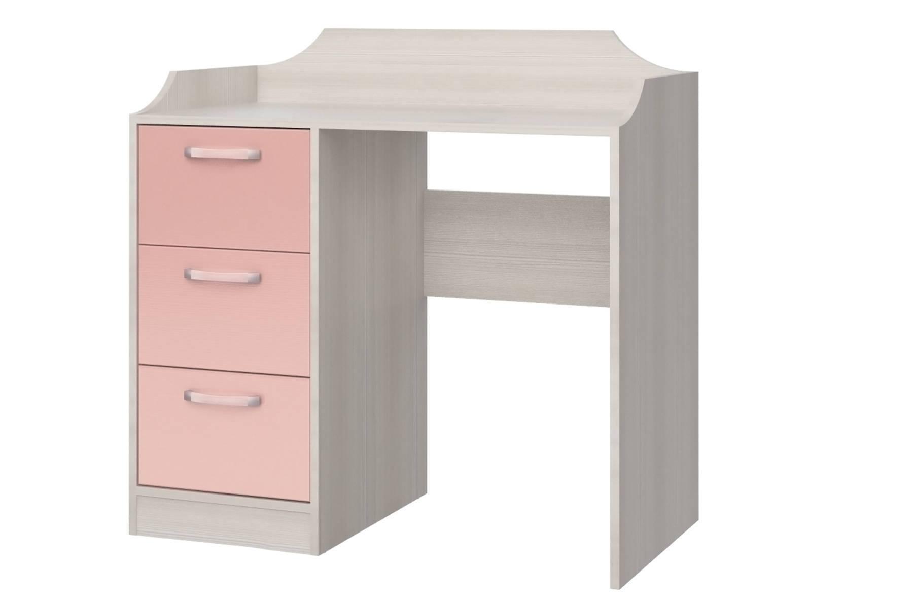 Стол компьютерный Флауэ Розовый СТЛ.093.21