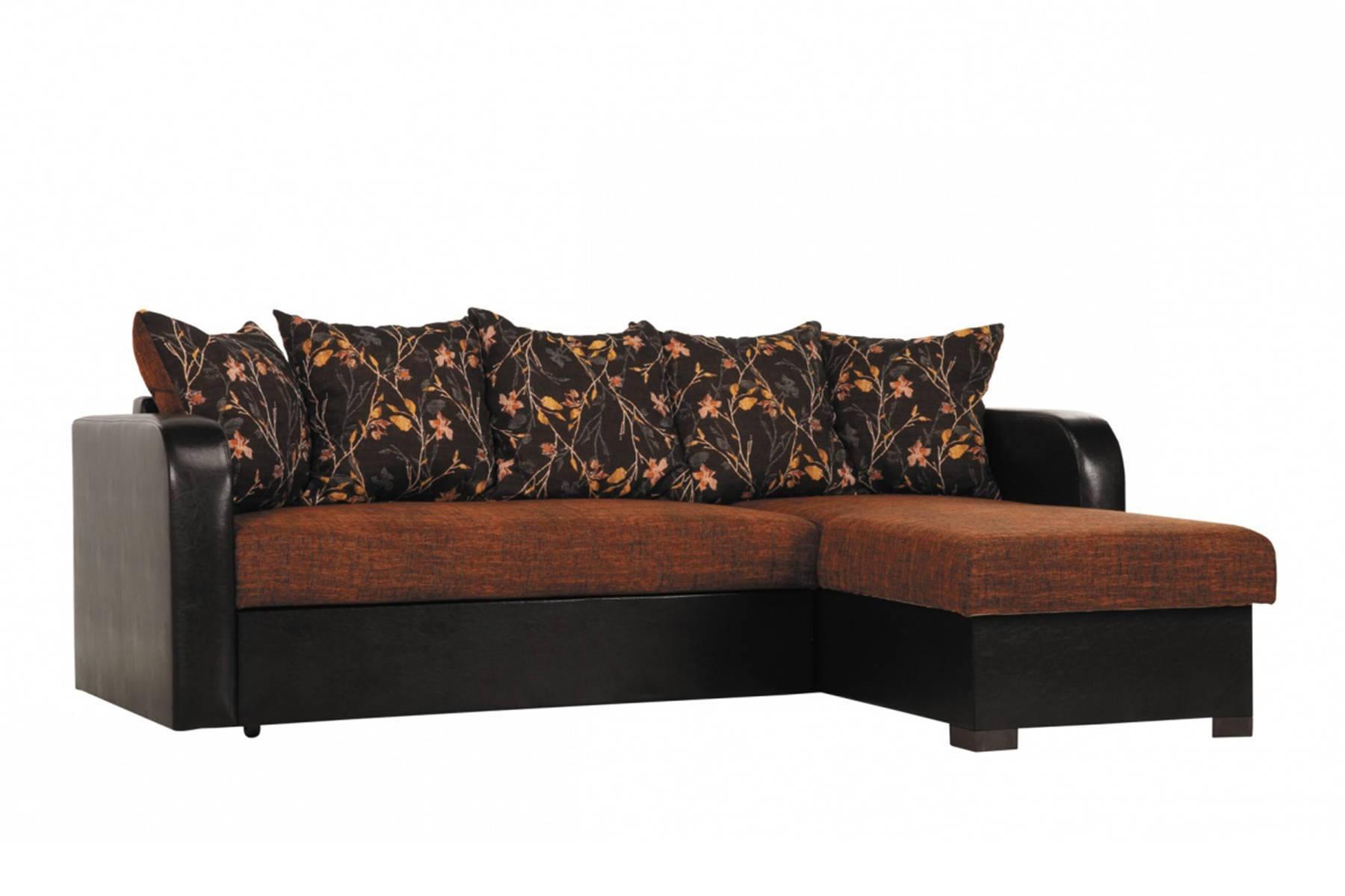 Угловой диван Инес
