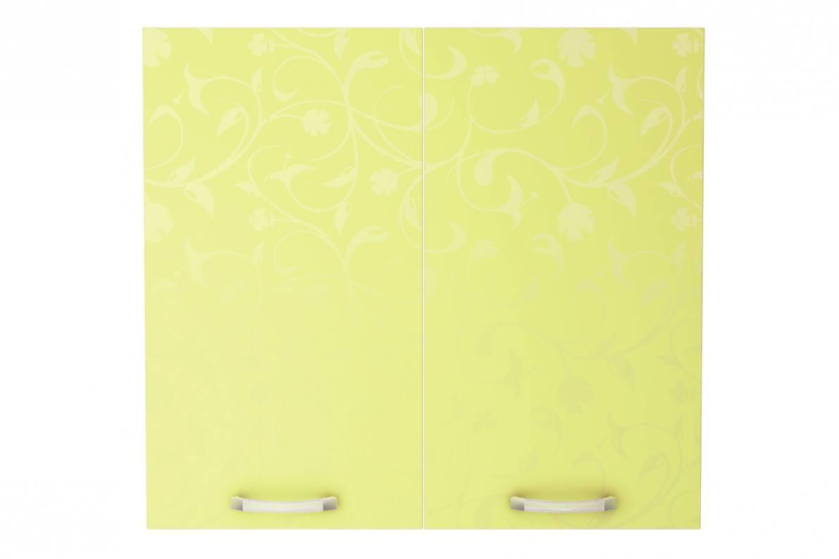 Купить Фасад (Ф-80) Ирис для корпусов Т-80, П-80 Лимон в  интернет магазине мебели. Мебельный каталог STOLLINE.