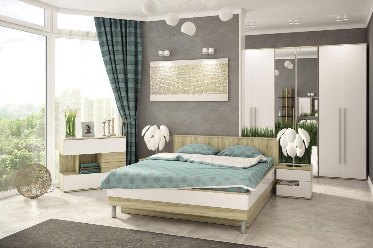 Купить Модульная система Ирма Белый глянец/ Шоколад глянец в  интернет магазине мебели. Мебельный каталог STOLLINE.