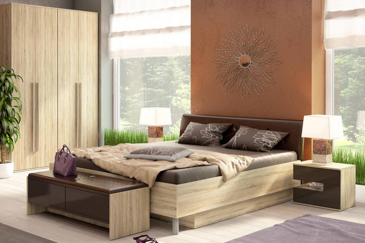 Купить Спальня Ирма в  интернет магазине мебели. Мебельный каталог STOLLINE.