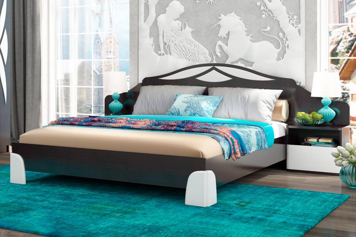 Купить Спальня Жаннет в  интернет магазине мебели. Мебельный каталог STOLLINE.