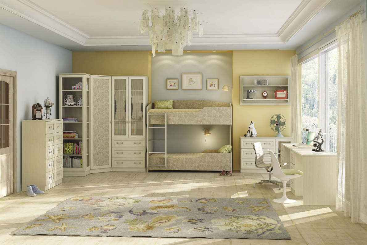 Купить Модульная система Дженни в  интернет магазине мебели. Мебельный каталог STOLLINE.