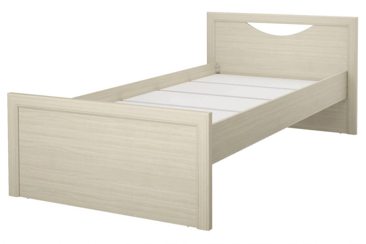 Купить Кровать Дженни СТЛ.127.14-01 в  интернет магазине мебели. Мебельный каталог STOLLINE.