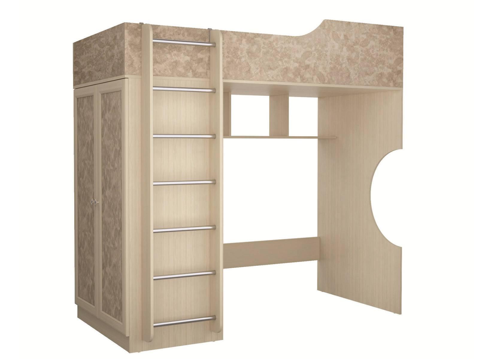Кровать-чердак Дженни eurosvet siena 20430