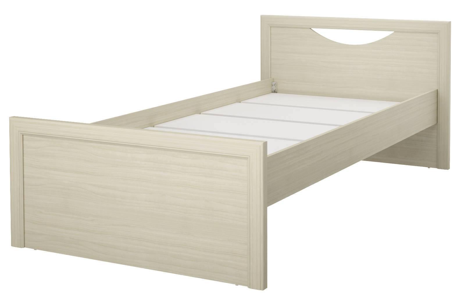 Кровать Дженни СТЛ.127.14-01