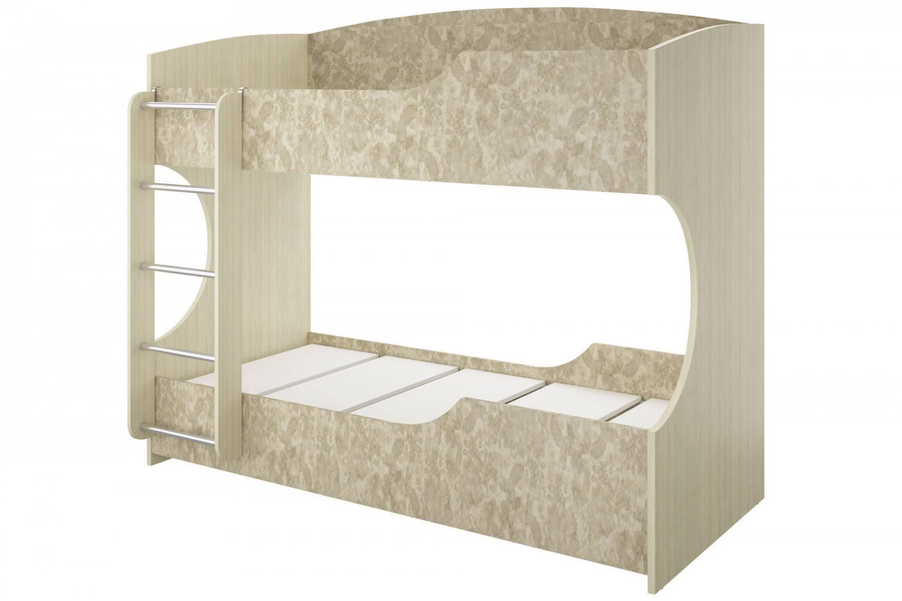 Кровать 2-х ярусная Дженни СТЛ.127.15-01