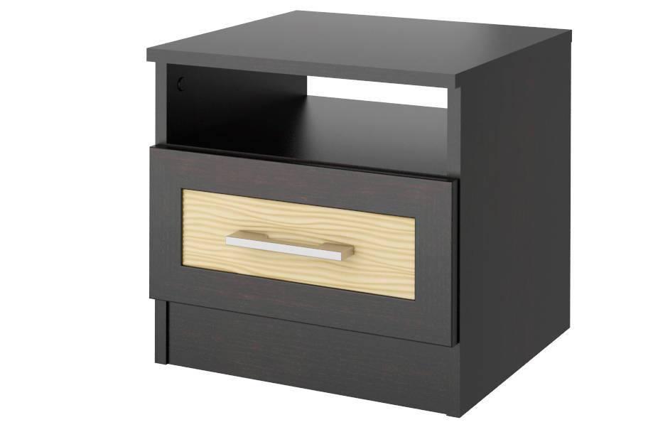 Купить Тумба прикроватна Клэр СТЛ.141.03 в  интернет магазине мебели. Мебельный каталог STOLLINE.