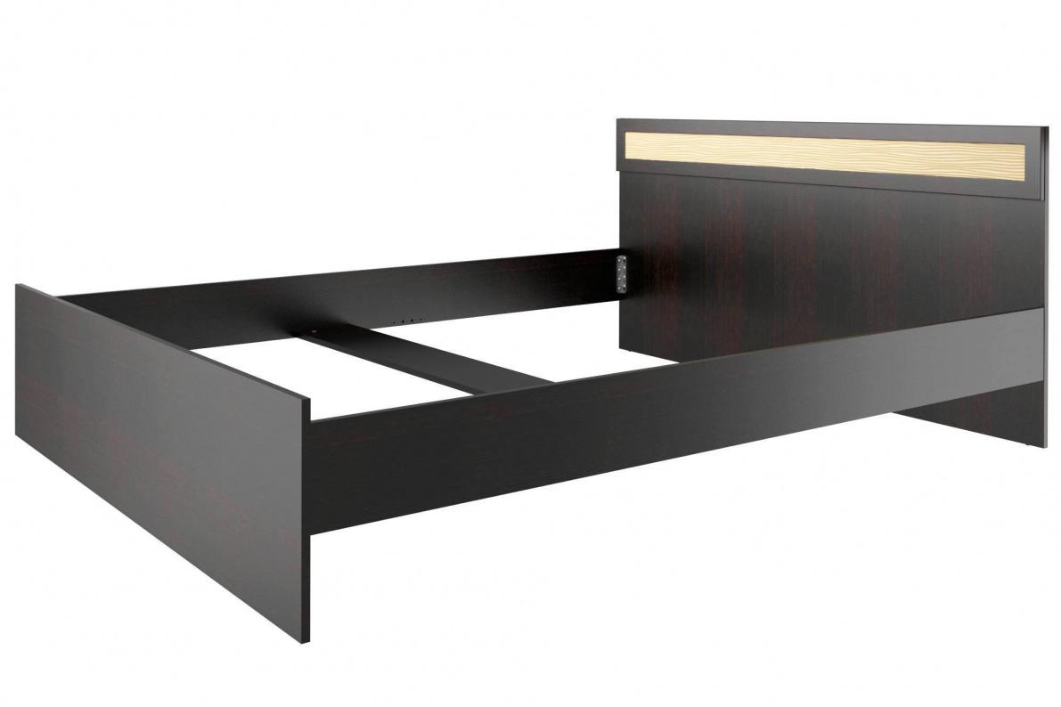 Купить Кровать Клэр СТЛ.141.04 в  интернет магазине мебели. Мебельный каталог STOLLINE.