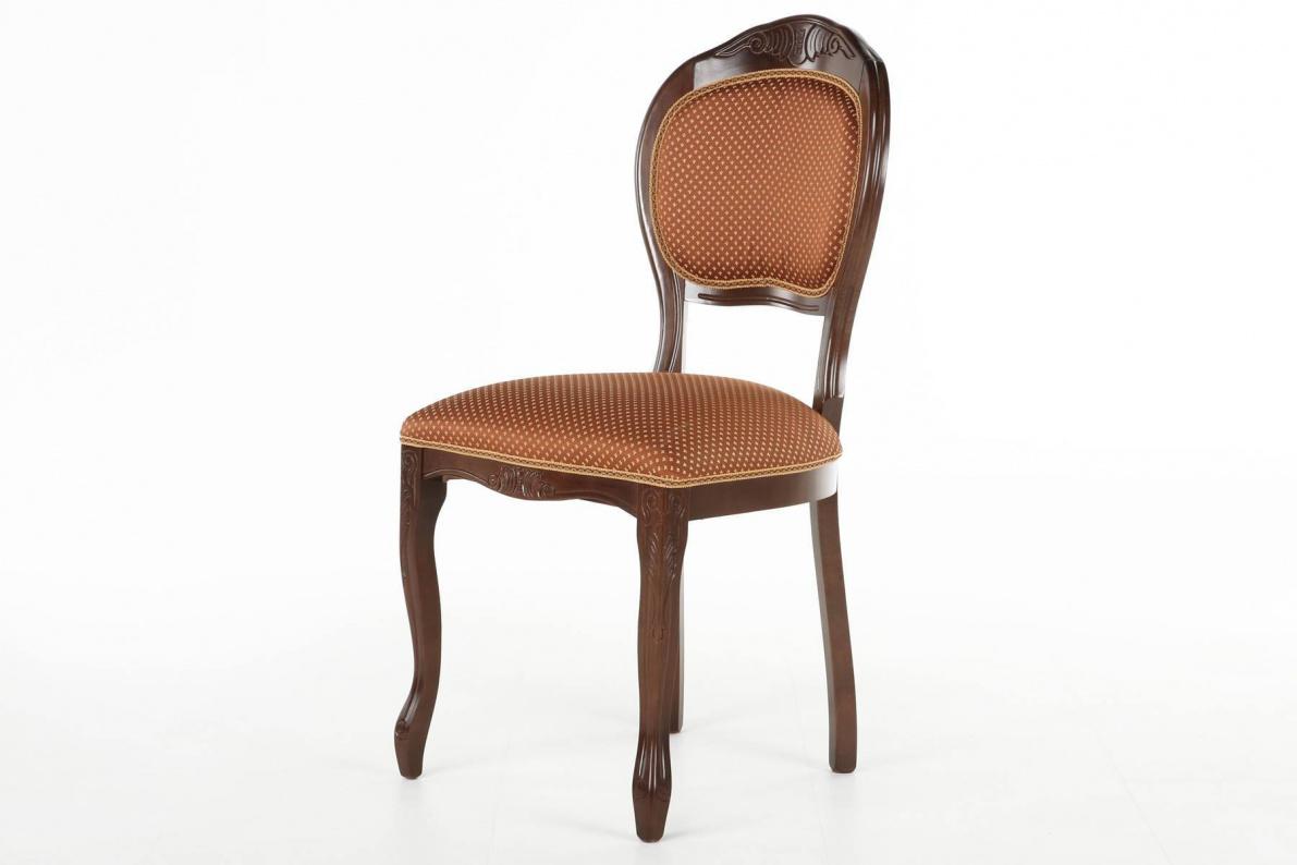 Купить Стул Корона (Американский орех) в  интернет магазине мебели. Мебельный каталог STOLLINE.