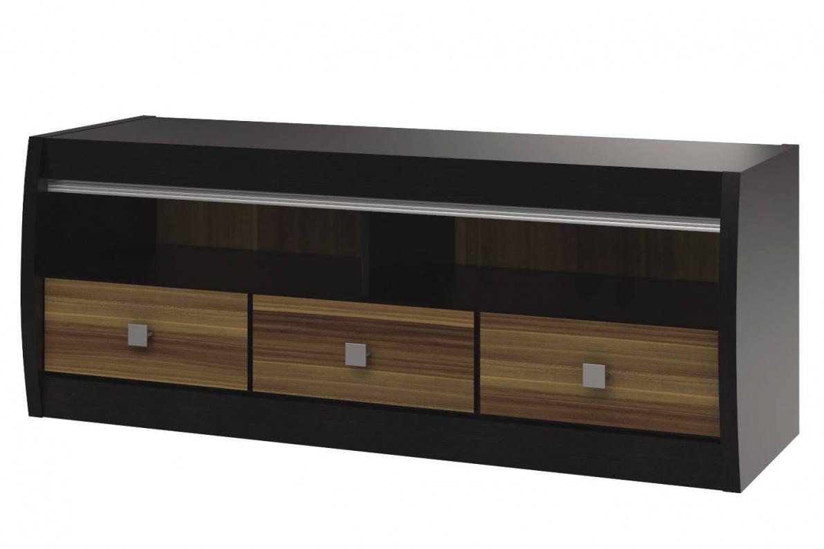 Купить Тумба под TV с 3-мя ящиками Ксено СТЛ.078.01 в  интернет магазине мебели. Мебельный каталог STOLLINE.