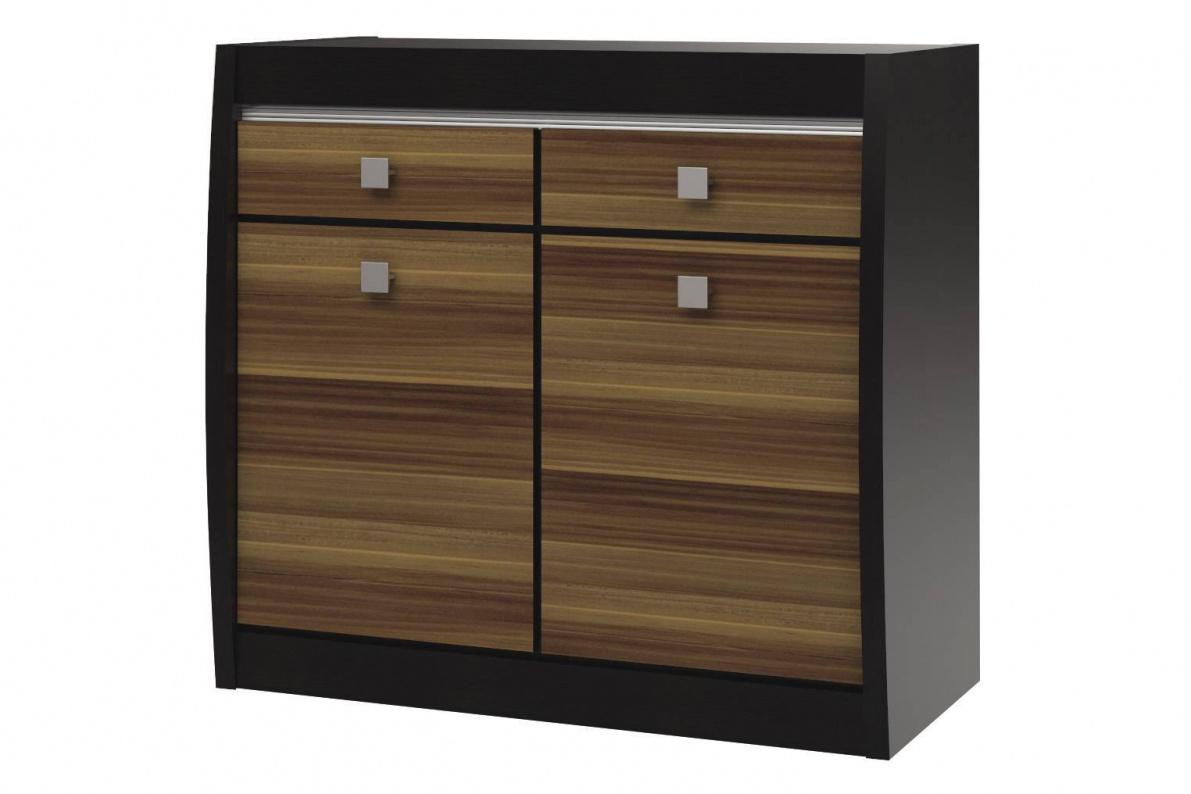 Купить Комод 2-х дверный с 2-мя ящиками Ксено СТЛ.078.02 в  интернет магазине мебели. Мебельный каталог STOLLINE.