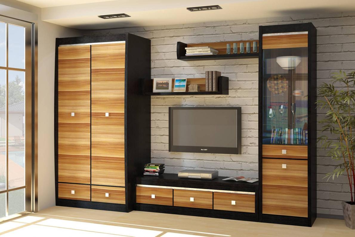 Купить Гостиная Ксено в  интернет магазине мебели. Мебельный каталог STOLLINE.