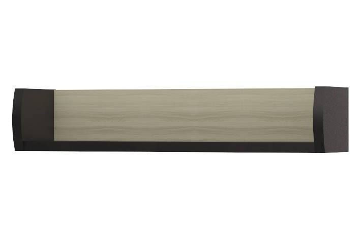 Купить Полка L-1040 Ксено СТЛ.078.05 в  интернет магазине мебели. Мебельный каталог STOLLINE.