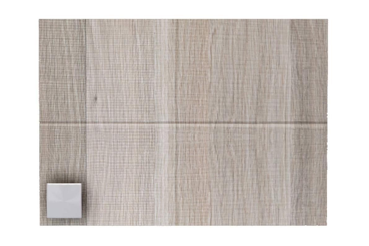 Купить Фасад (ФН-50) Квадро для корпусов ПН-50 Орех светлый в  интернет магазине мебели. Мебельный каталог STOLLINE.
