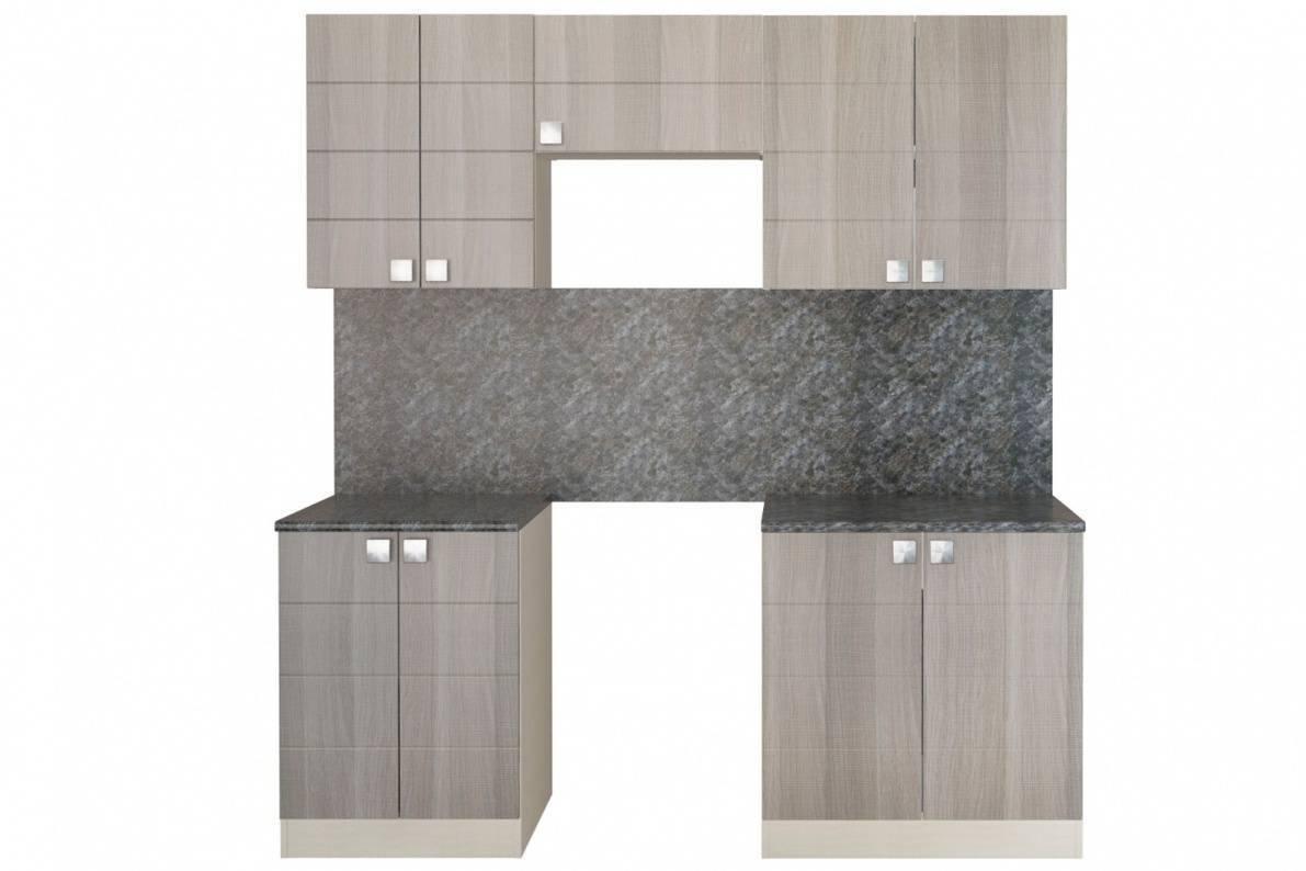 Купить Кухня Квадро в  интернет магазине мебели. Мебельный каталог STOLLINE.