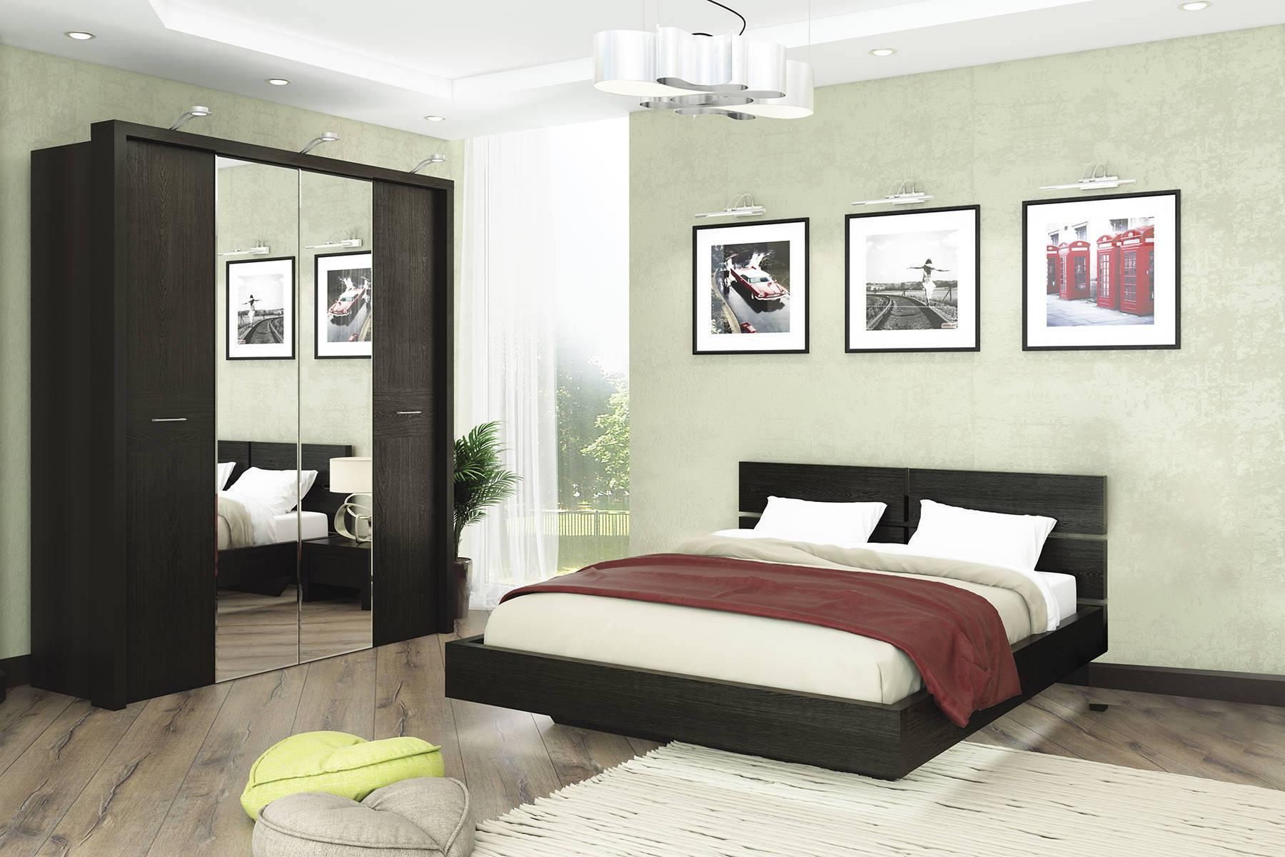 Спальня Кертис