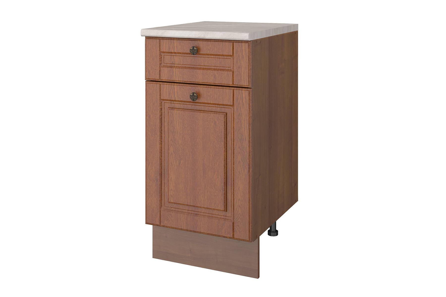 Шкаф напольный с ящиком Lima СТЛ.308.05 шкаф навесной для вытяжки lima стл 308 04