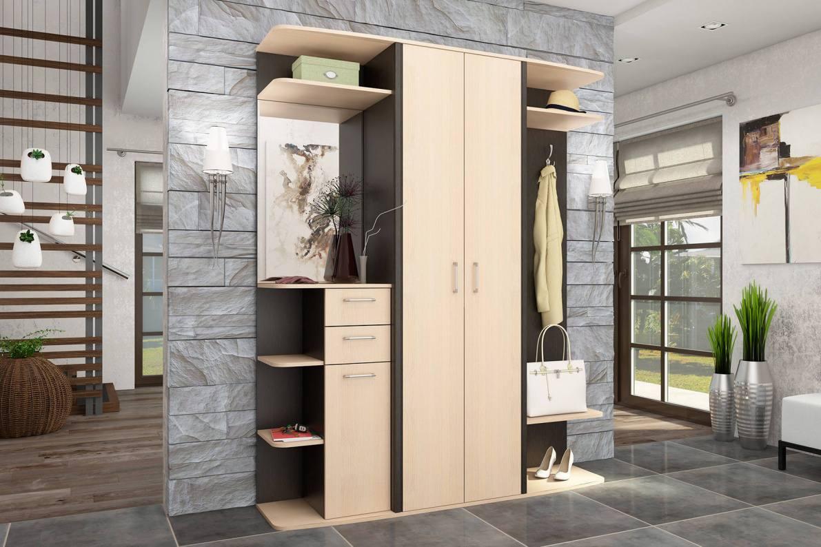Купить Прихожая Лофт-6 СТЛ.236.00 в  интернет магазине мебели. Мебельный каталог STOLLINE.