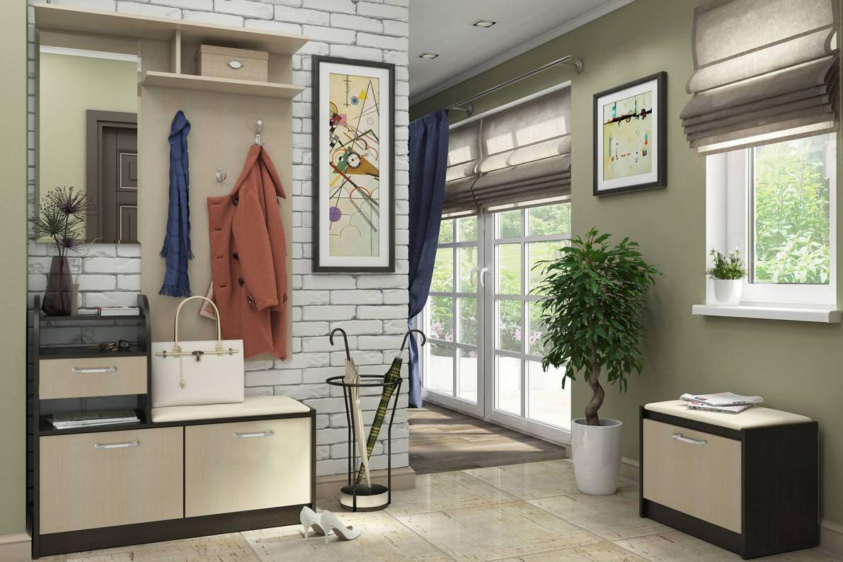 Купить Прихожая Лофт-3 в  интернет магазине мебели. Мебельный каталог STOLLINE.