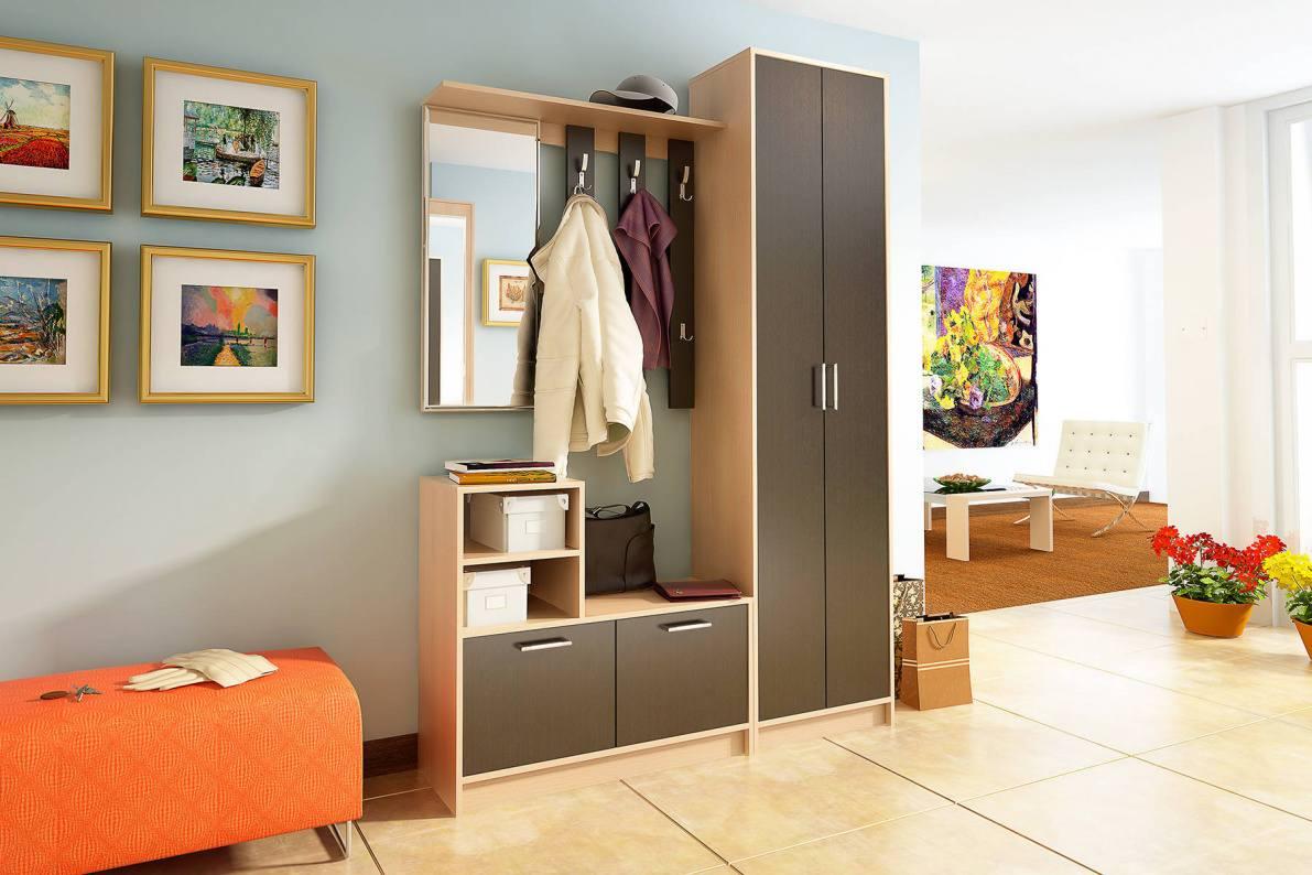 Купить Прихожая Лофт в  интернет магазине мебели. Мебельный каталог STOLLINE.