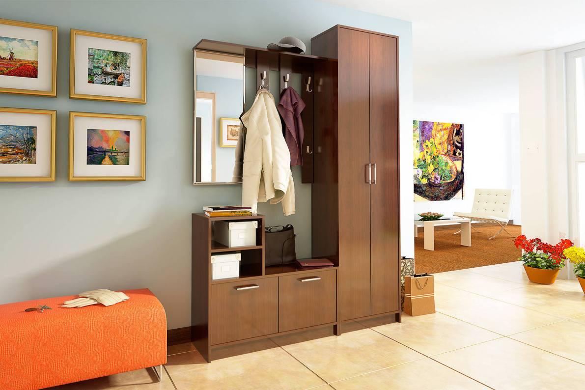 Купить Прихожая Лофт-2 в  интернет магазине мебели. Мебельный каталог STOLLINE.