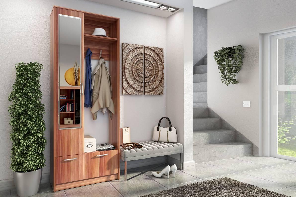 Купить Прихожая Лофт-1 в  интернет магазине мебели. Мебельный каталог STOLLINE.