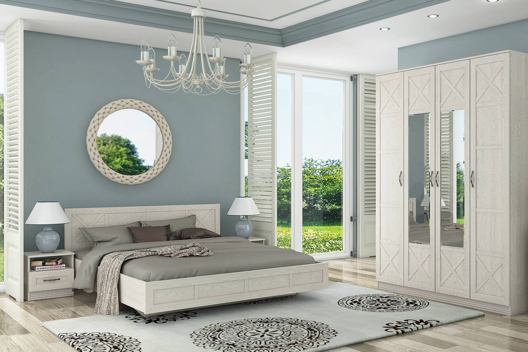 Спальня Лозанна